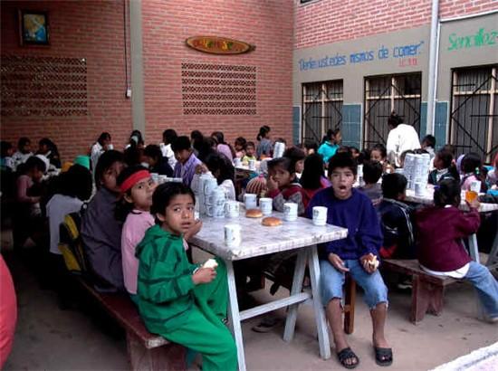progetto umanitario scolarizzazione bambini